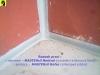 Detail použití vnitřní roh – balkón
